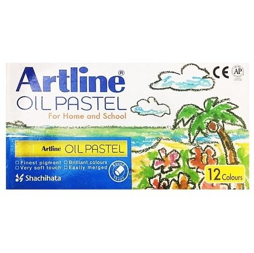 Bút sáp màu Artline EOP-A-12S