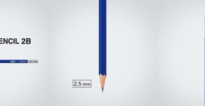Bút chì gỗ cao cấp