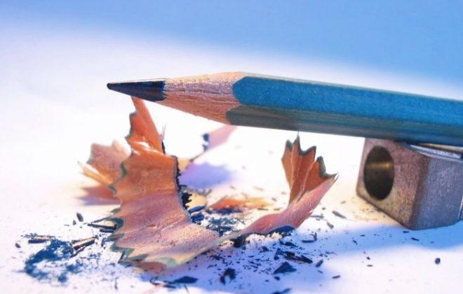 Bút chì gỗ tốt 1