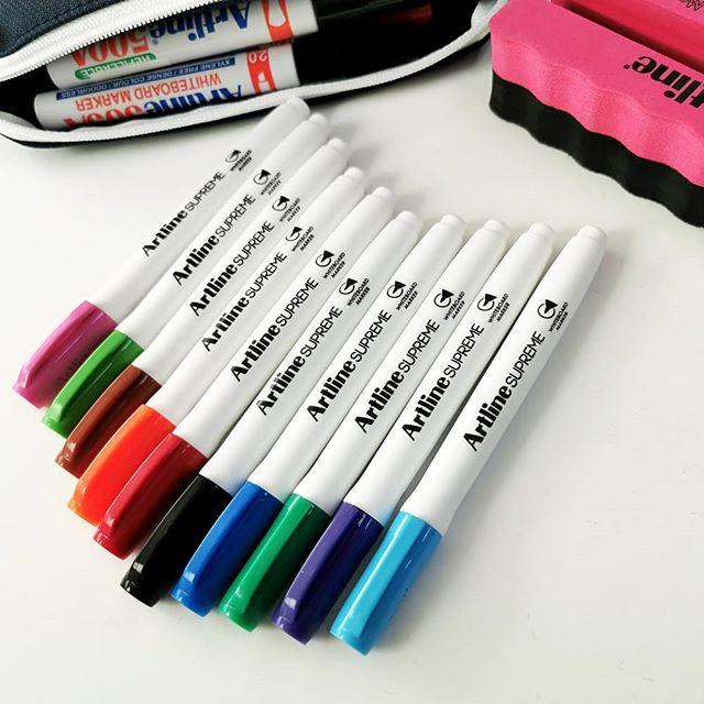 Bút lông bảng supreme Artline-1