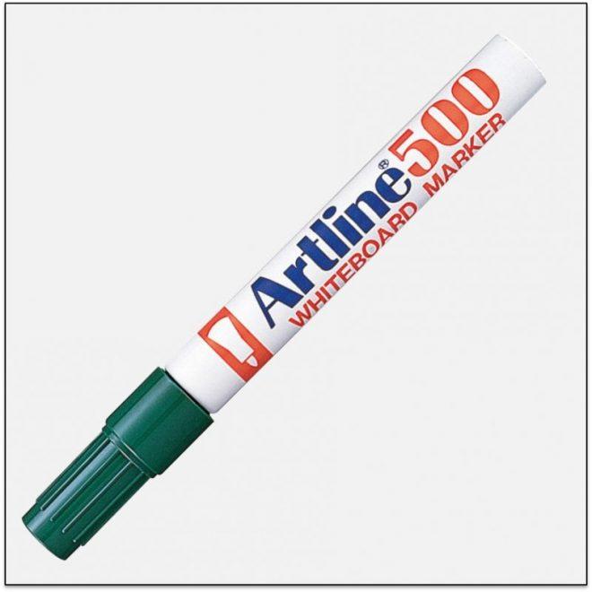 EK 500 GREEN bút viết bảng trắng artline japan