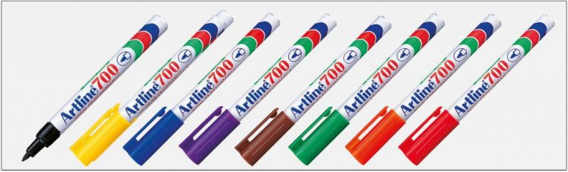 EK 700 Bút lông dầu không phai Artline Japan