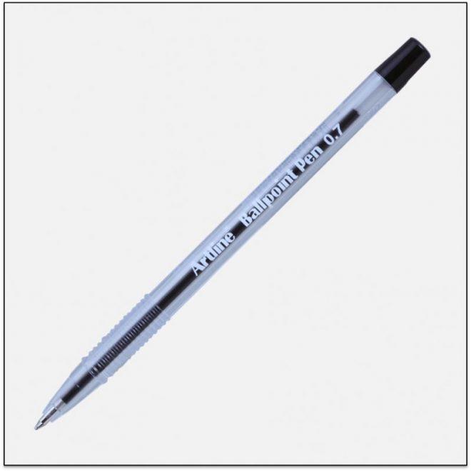 EK 8270 BLACK bút bi không tắt mực
