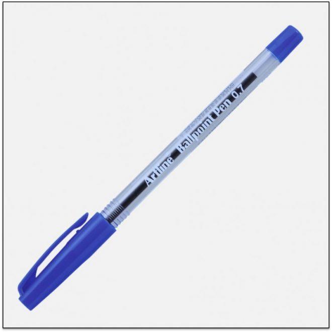 EK 8270 BLUE bút bi không tắt mực