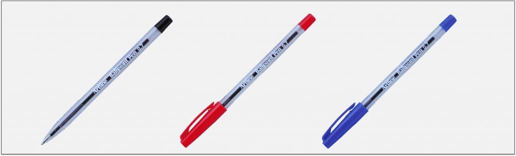 EK 8270 bút bi không tắt mực