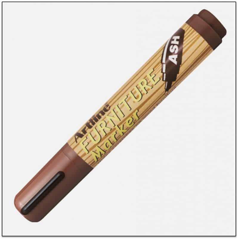 EK 95 ASH bút che vết trầy gỗ artline japan