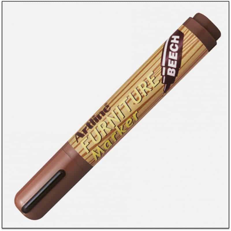 EK 95 BEECH bút che vết trầy gỗ artline japan