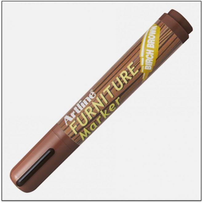 EK 95 BIRCH BROWN bút che vết trầy gỗ artline japan