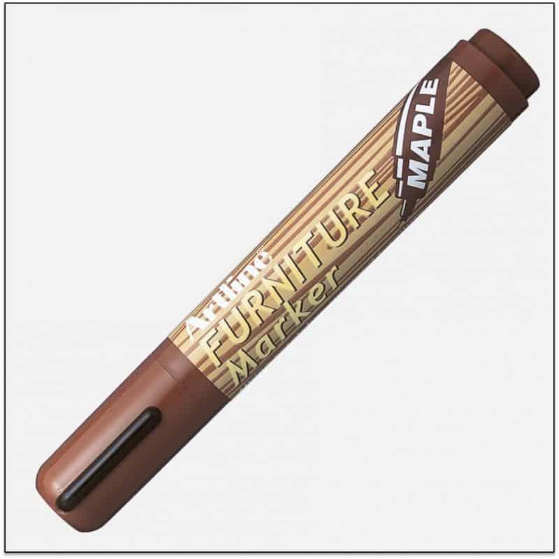 EK 95 MAPLE bút che vết trầy gỗ artline japan