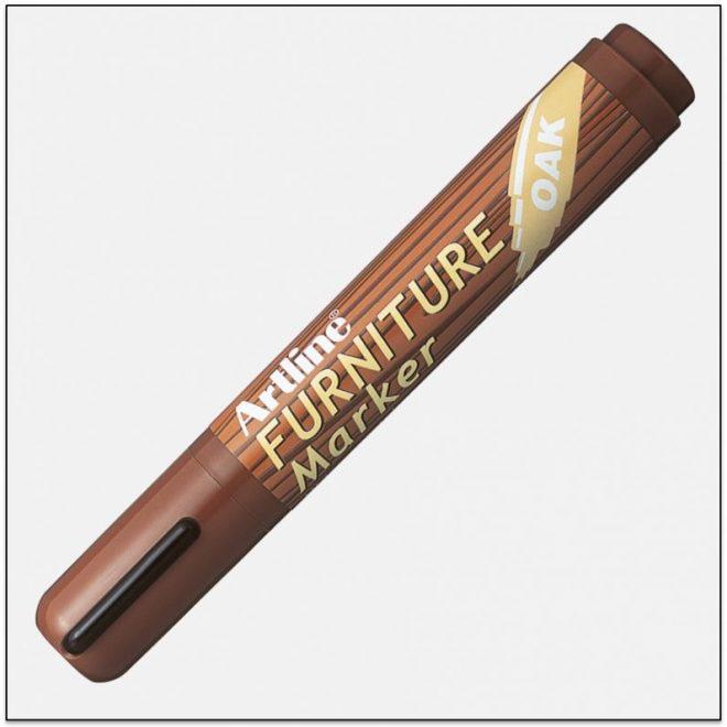 EK 95 OAK bút che vết trầy gỗ artline japan