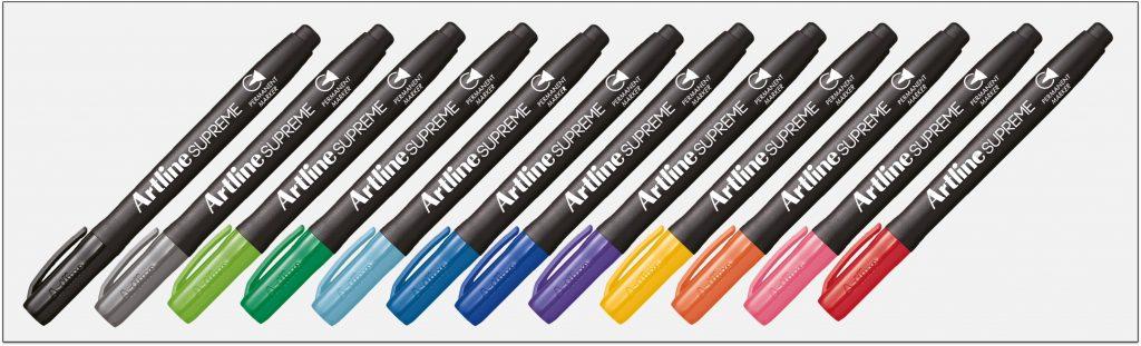 EPF 700  Bút lông dầu marker không lem artline japan