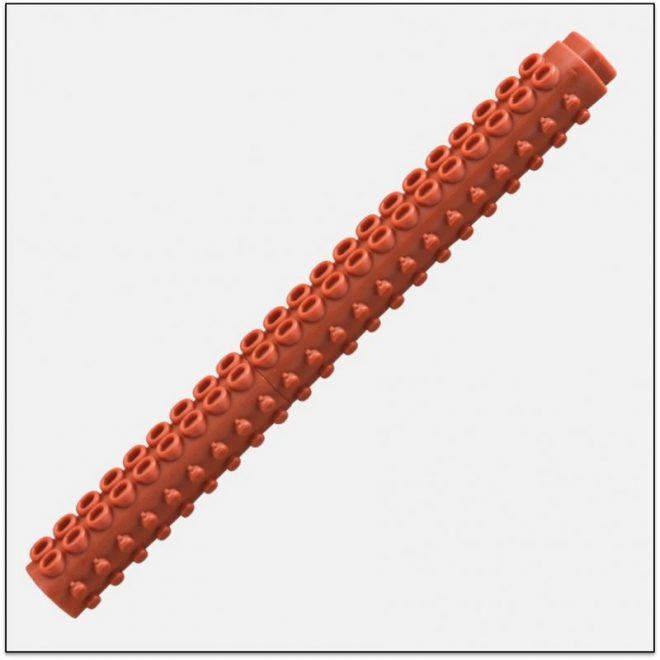 ETX 200 BROWN bút lắp ráp lego ngòi kim artline Japan 1
