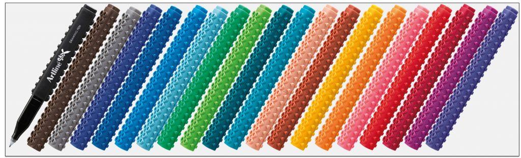 ETX 200 bút lắp ráp lego ngòi kim artline Japan