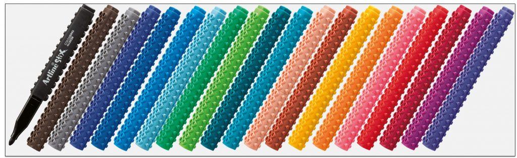 ETX 300 bút tô màu lắp ráp lego artline Japan
