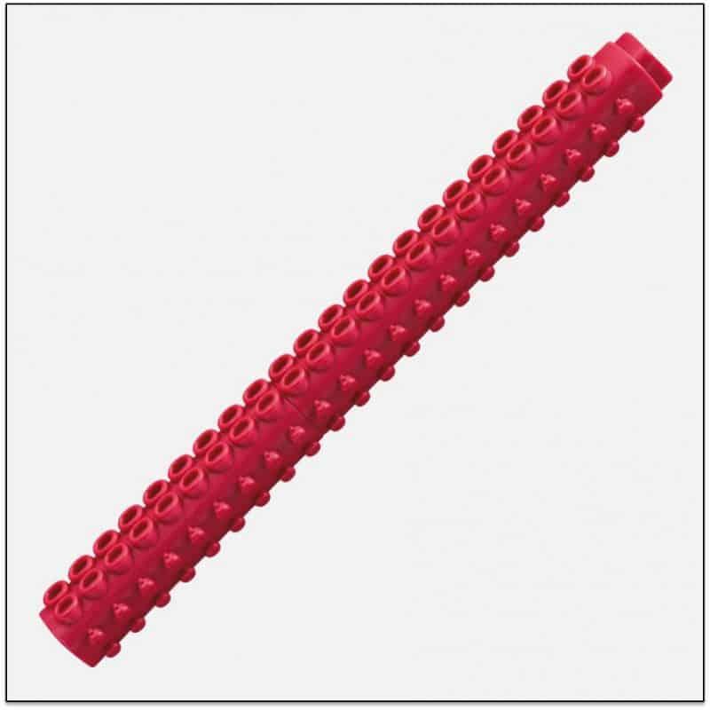 ETX F DARK RED bút thư pháp ngòi brush lắp ráp lego artline Japan 1