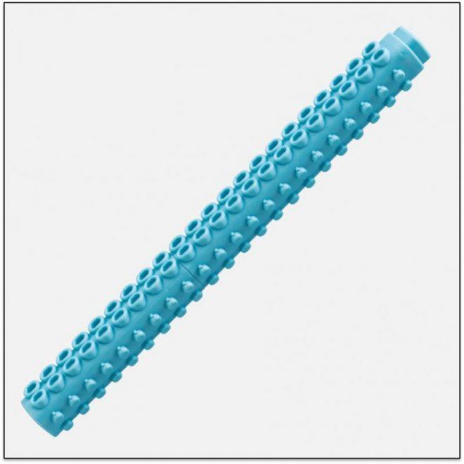 ETX F LIGHT BLUE bút thư pháp ngòi brush lắp ráp lego artline Japan 1