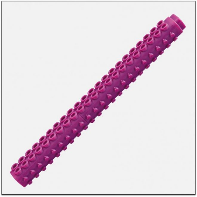 ETX F MAGENTA bút thư pháp ngòi brush lắp ráp lego artline Japan 1