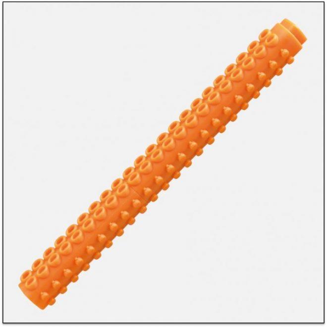 ETX F ORANGE bút thư pháp ngòi brush lắp ráp lego artline Japan 1