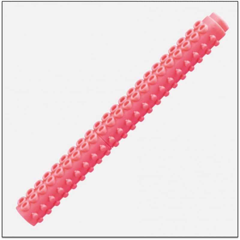 ETX F PINK bút thư pháp ngòi brush lắp ráp lego artline Japan 1