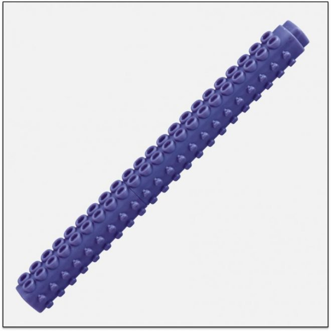 ETX F PURPLE bút thư pháp ngòi brush lắp ráp lego artline Japan 1