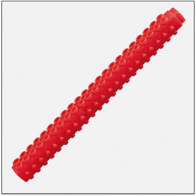 ETX F RED bút thư pháp ngòi brush lắp ráp lego artline Japan