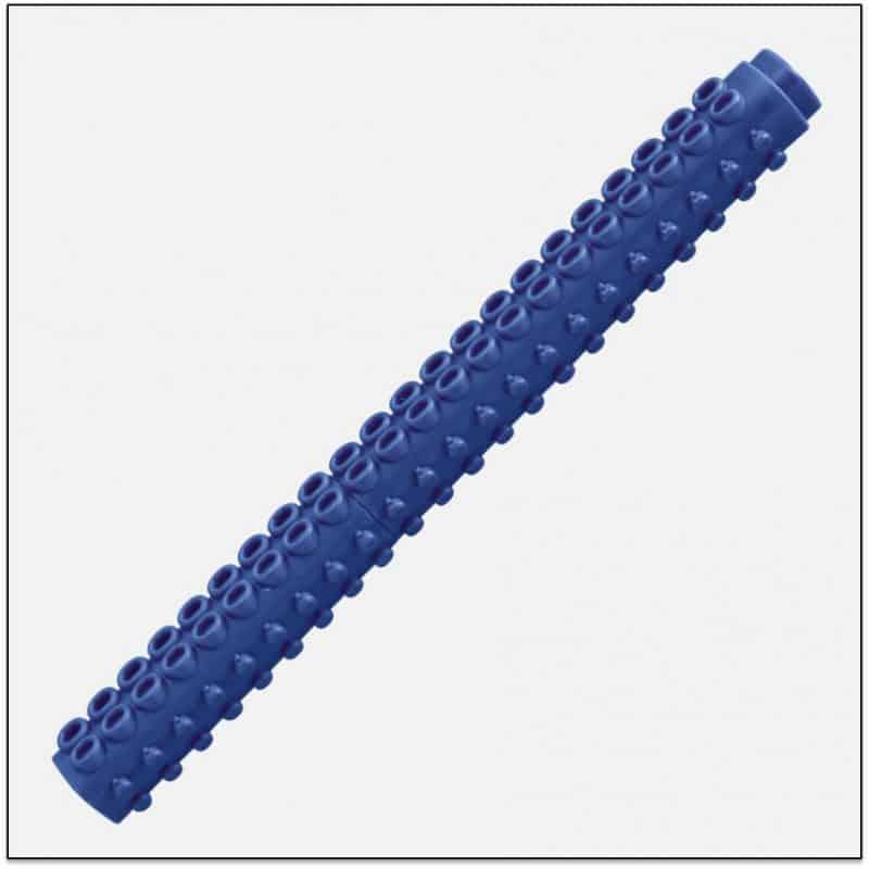 ETX F SKY BLUE bút thư pháp ngòi brush lắp ráp lego artline Japan 1