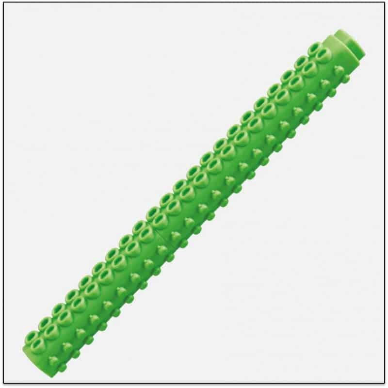 ETX F YELLOW GREEN bút thư pháp ngòi brush lắp ráp lego artline Japan 1
