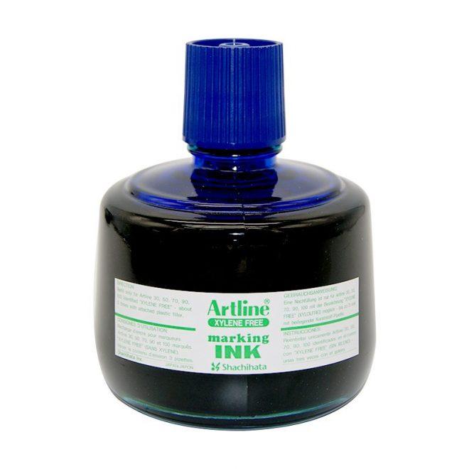 Mực lông dầu Artline không phai ESK 3 blue