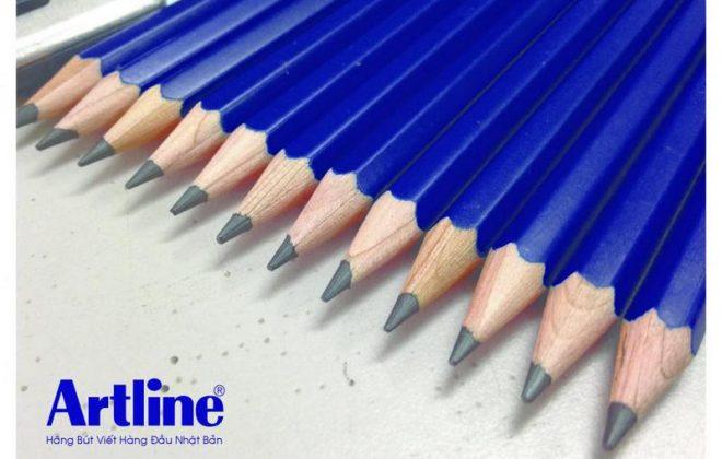 bút chì gỗ cao cấp 2b