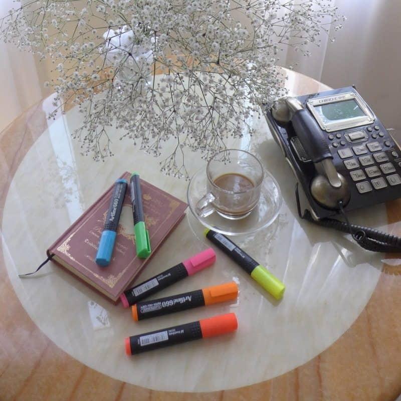 bút dạ quang màu đẹp 2