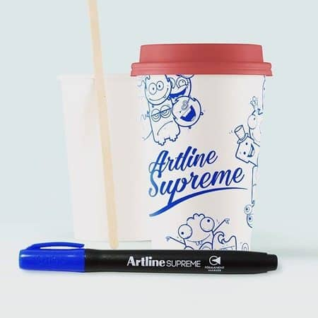 bút lông dầu artline japan