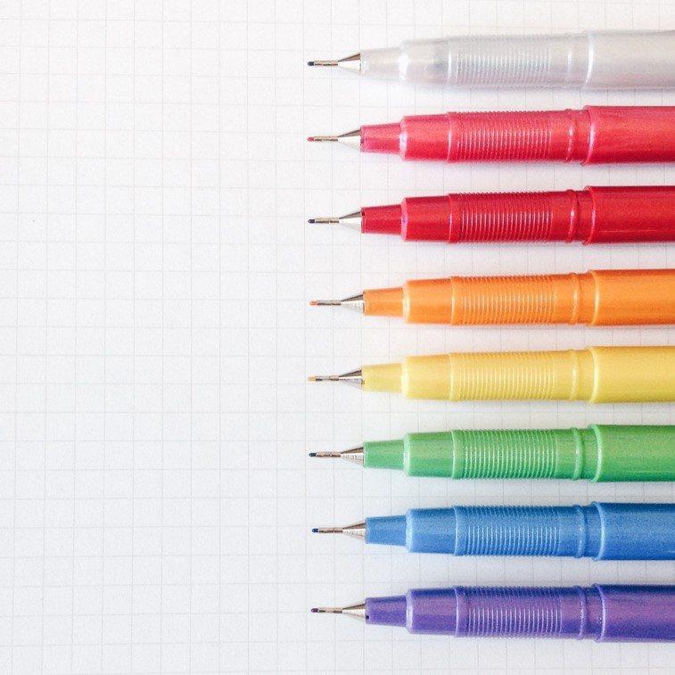 bút lông kim artline1 - Cây bút lông kim bạn không nên dùng