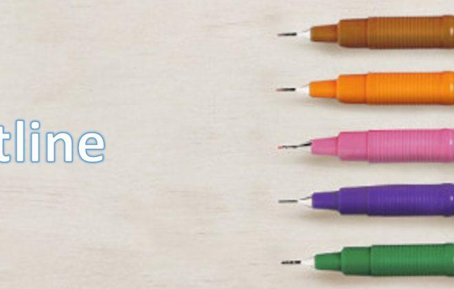 bút lông kim cao cấp