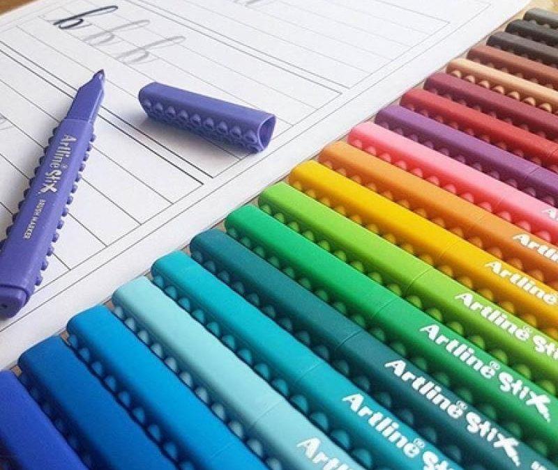 bút ngòi brush