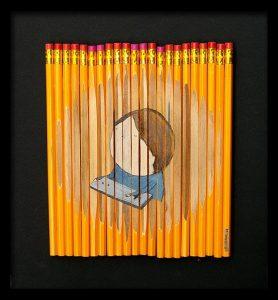 110915CLbutchi10 278x300 - Nghệ thuật từ cây bút chì