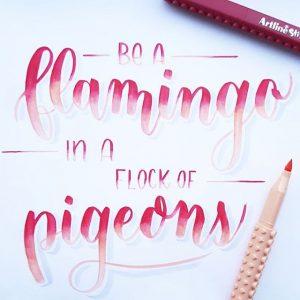 17439262 100801420465129 1232685945011044352 n 300x300 - Những tác phẩm calligraphy ấn tượng từ cây bút Artline Stix