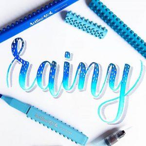 17663766 515270158844280 4366122474459365376 n 300x300 - Những tác phẩm calligraphy ấn tượng từ cây bút Artline Stix