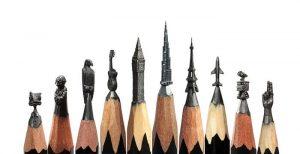 3123614 Amazing Micro Sculptures Carved From Pencil Tip By Salavat Fidai12  700 300x154 - Nghệ thuật từ cây bút chì