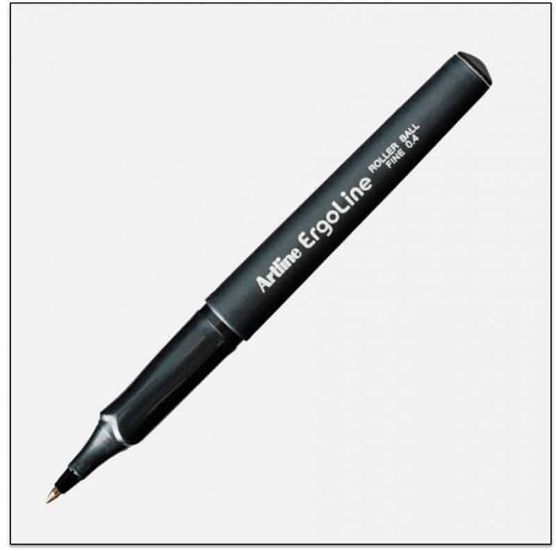 4400 BLACK bút ký cao cấp