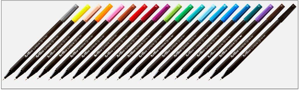 ARTLINE SUPREME bút lông kim cao cấp 001