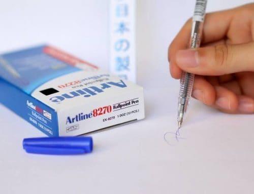 Artline 8270 Ballpoint Pen EK 8270 500x383