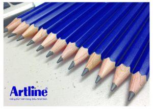 But chi 2b 2 300x214 - Cách chọn lựa bút chì phù hợp theo độ đậm nhạt