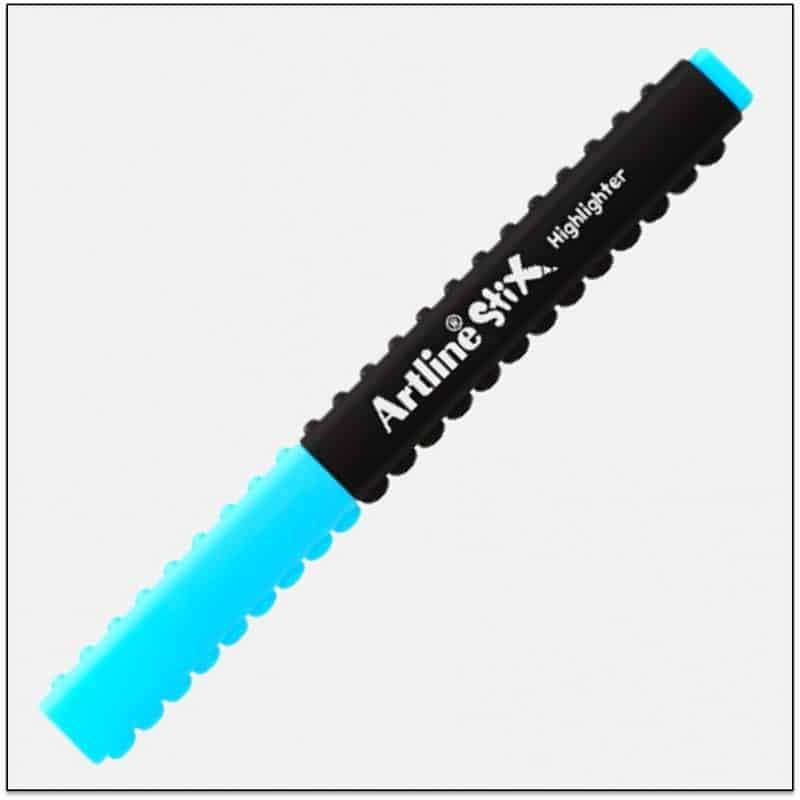 ETX 600 BLUE Bút dạ quang lắp ráp sáng tạo