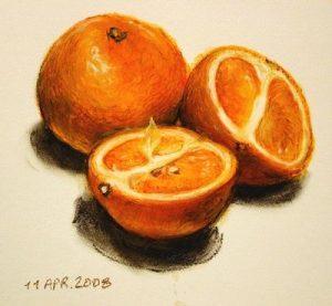 Hướng dẫn bé vẽ tranh sáp dầu 13 1 300x277 - Hướng dẫn bé vẽ tranh với Bút Sáp Artline Pastel EOP-A-12S