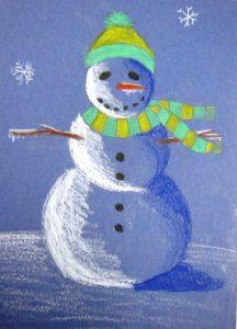 Hướng dẫn bé vẽ tranh sáp dầu 9 216x300 - Hướng dẫn bé vẽ tranh với Bút Sáp Artline Pastel EOP-A-12S