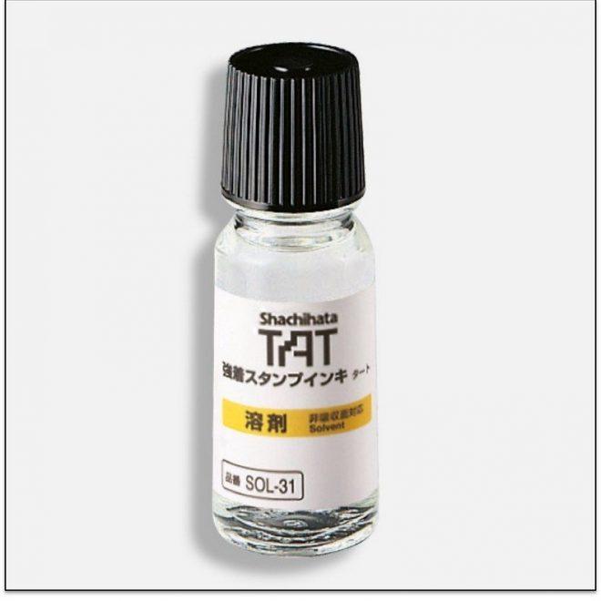 SOL 1 31 Dung môi tẩy mực TAT