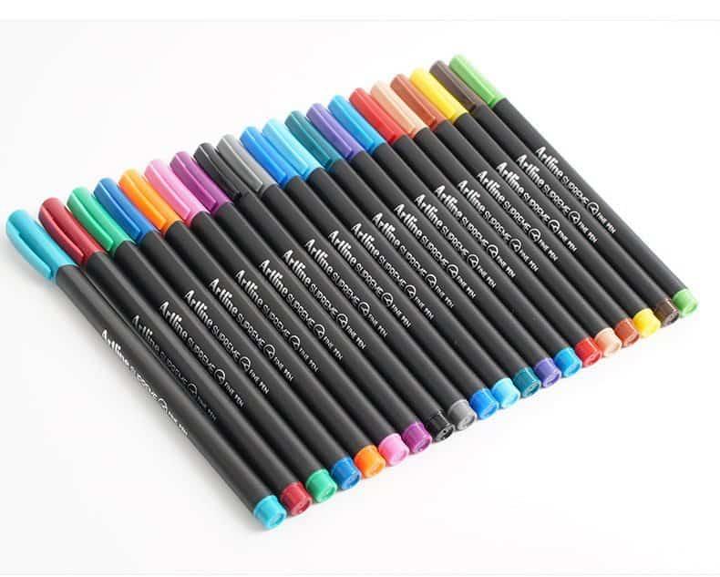 bút lông kim Artline supreme 6