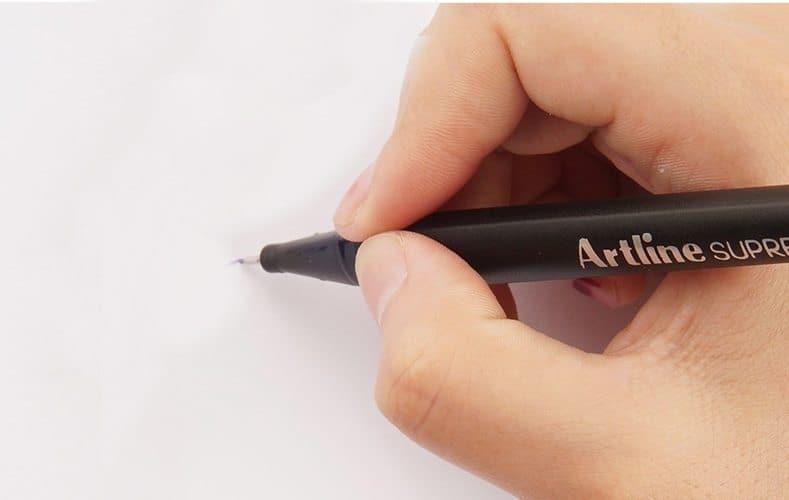 bút lông kim Artline supreme 71