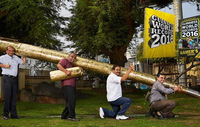 cây bút bi lớn nhất thế giới 1