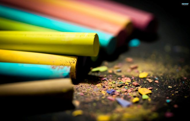 crayon wallpaper 3